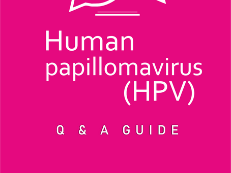 CancerAware launches HPV e-book on International HPV Awareness Day 2020