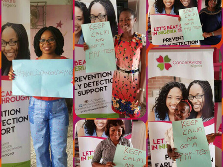 World Cancer Day 2016 Free Cervical & Breast Cancer Screening:   Photos and Videos