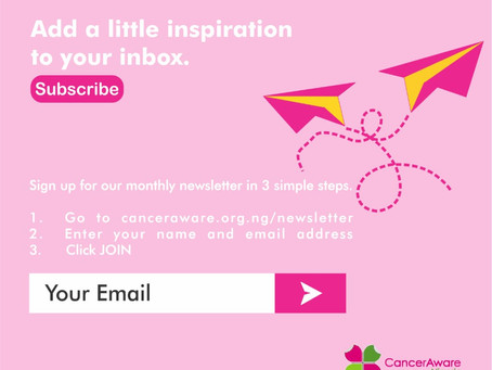 The CancerAware Newsletter