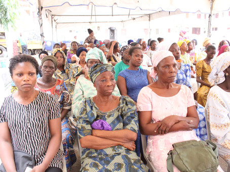 Community Health Outreach Somolu, Lagos (PHOTOS)