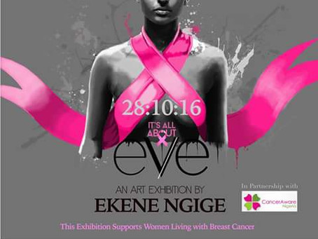 Its All About Eve ART EXHIBITION AND AUCTION FOR BREAST CANCER