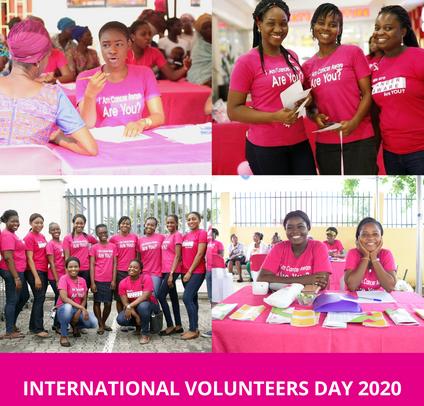 International Volunteers Day 2020