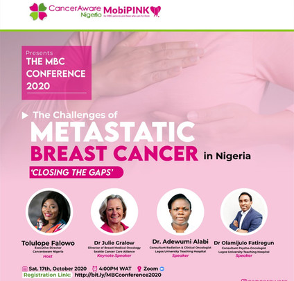 The Metastatic Breast Cancer Conference 2020