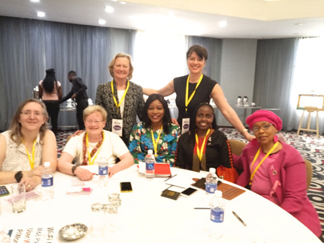 CancerAware Attends WECAN Africa Breast and Cervical Cancer Summit in Zambia