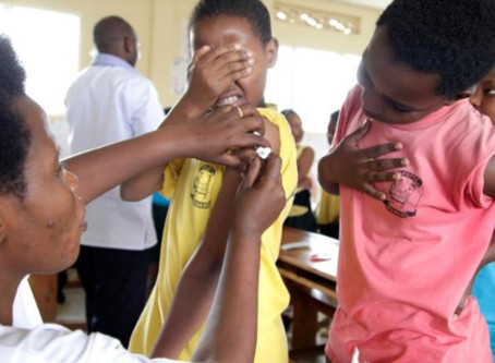 How Rwanda could be the first country to wipe out cervical cancer