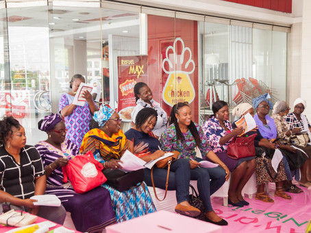 Community Health Outreach at Ikeja City Mall (PHOTOS)
