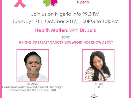 Health Matters with Dr Julz