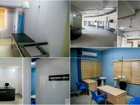 LUTH Cancer Treatment Centre Project - One Year After