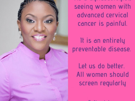 Let's do more to prevent Cervical Cancer