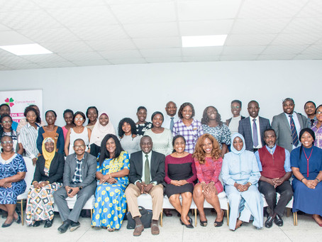 PHOTOS: Cervical Cancer Conference 2019