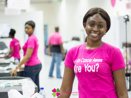 'A Day Of Pink' at GAME Nigeria