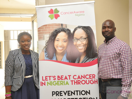 CancerAware Nigeria Renovates LUTH    Cancer Treatment Centre