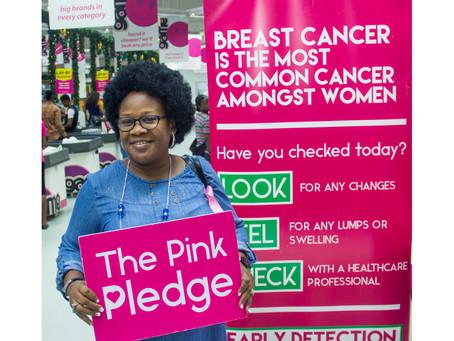 The Pink Pledge