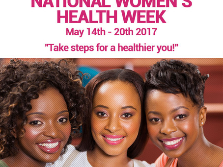 #NWHW - Take Steps for a Healthier You