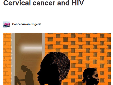 The little-known links between cervical cancer and HIV