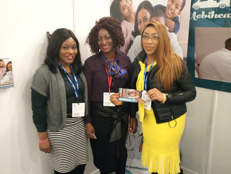 CancerAware at the Africa HealthCare Week London