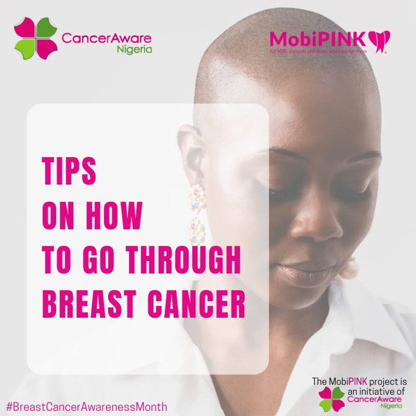 Going through Breast Cancer