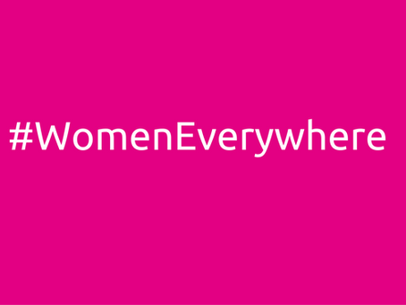 #WomenEverywhere Breast Cancer Campaign
