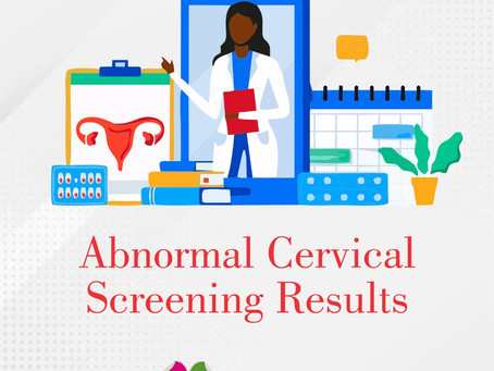 Abnormal Cervical Screening Test Results