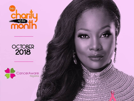 CancerAware: Toolz Charity of the Month
