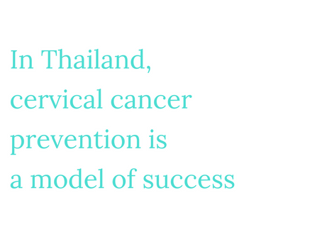 Thailand's Cervical Cancer Prevention Success Story