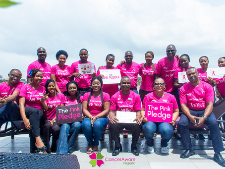 As Breast Cancer Awareness Month Rounds Off