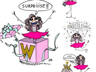 Be fabulous! W Paris-Opéra
