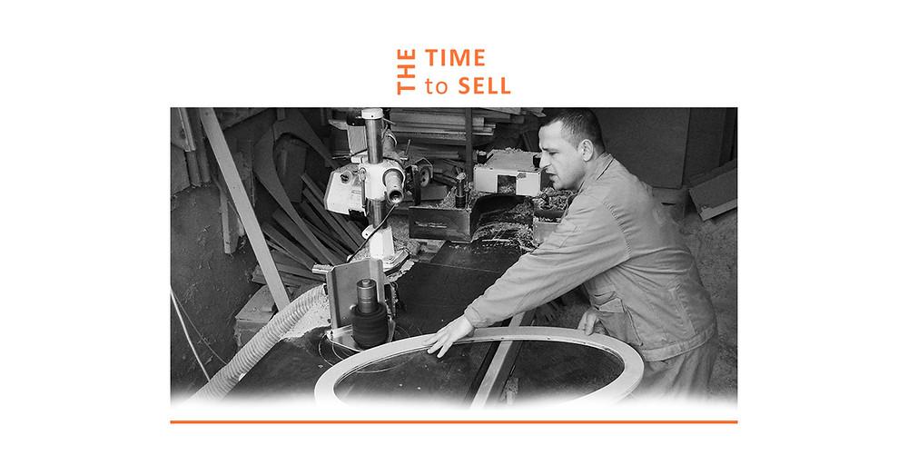 Pregătirea unei afaceri de vânzare pentru vânzarea afacerii prin întreținerea spațiilor firmei de vânzare