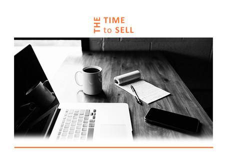 Discuție telefonică pentru vânzarea unei afaceri