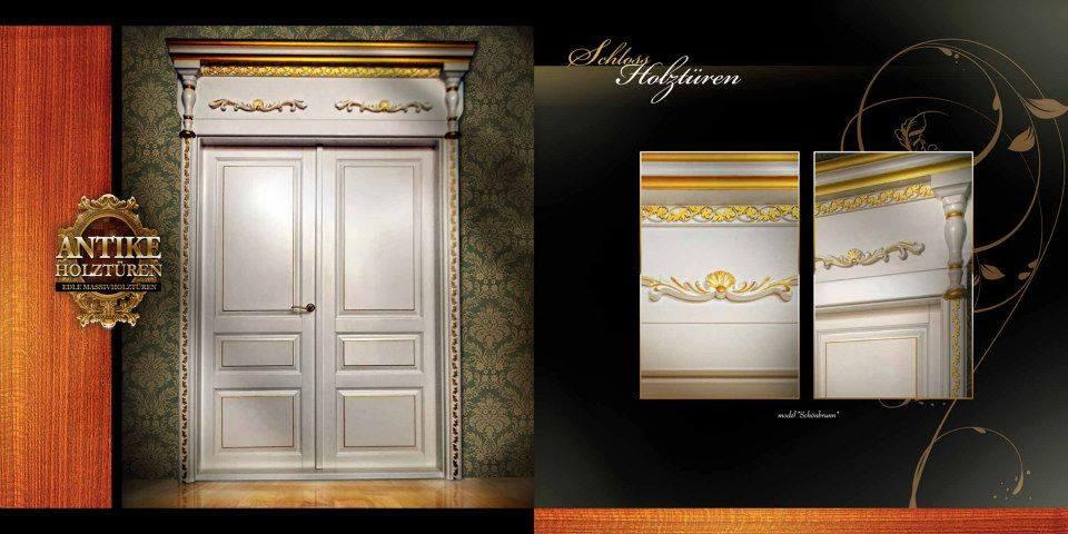 usi patrimoniu, restaurare usi lemn Atelierele Gepetto sau Antike