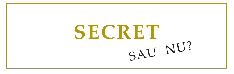 secret in vanzarea afacerii sau in pregatirea afacerii pentru vanzare