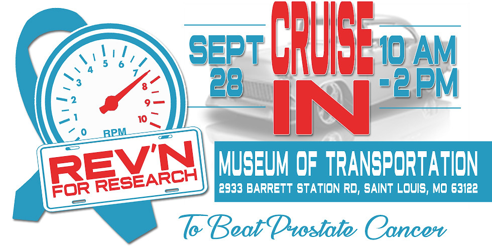 Rev'n for Research   2019 CRUISE-IN