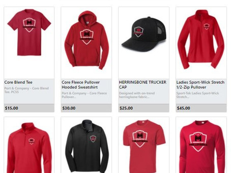 Missed the deadline? Boys Store Apparel Back open for orders until Wednesday evening 9/15