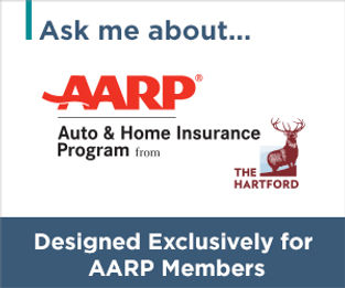 logo - the hartford (aarp - auto & home)