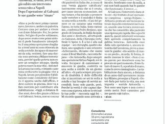 La Repubblica 22.01.18 - Storie a lieto fine