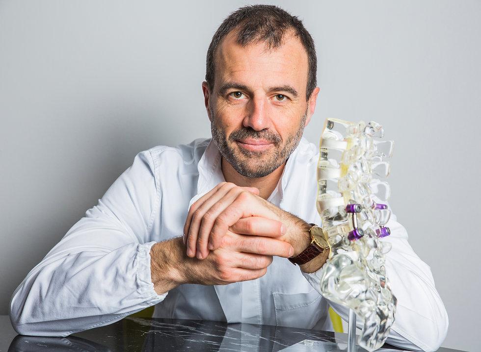 Pedro Berjano Scoliosis Spine Surgeon Mi
