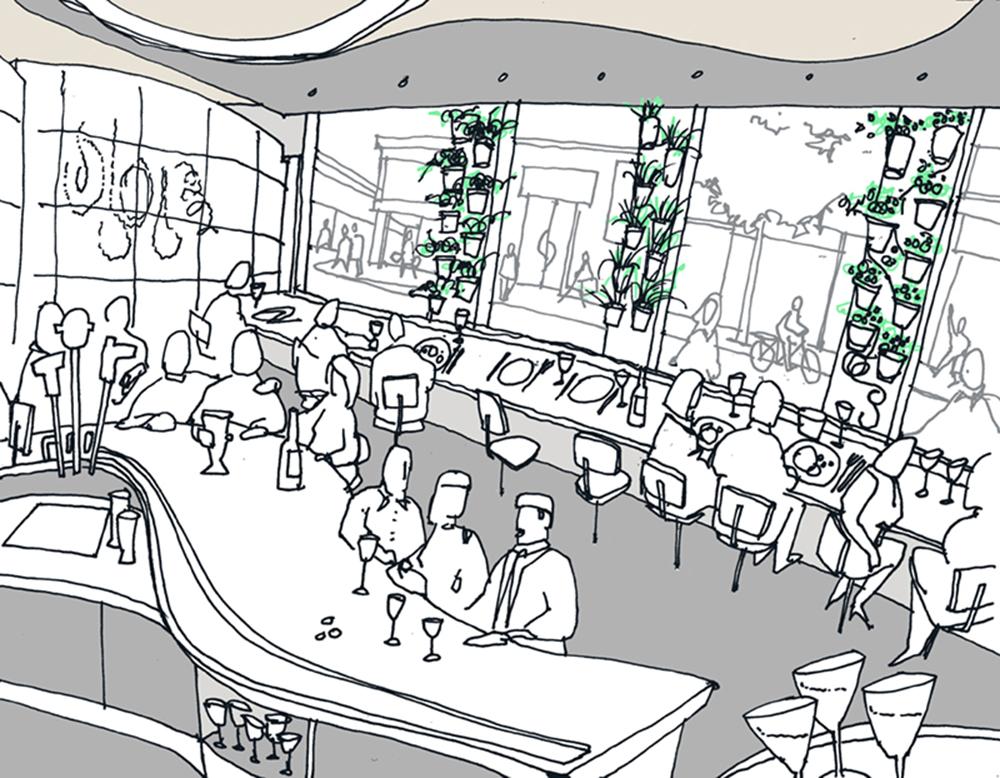 Bar sketch sm