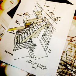 Roman's stair
