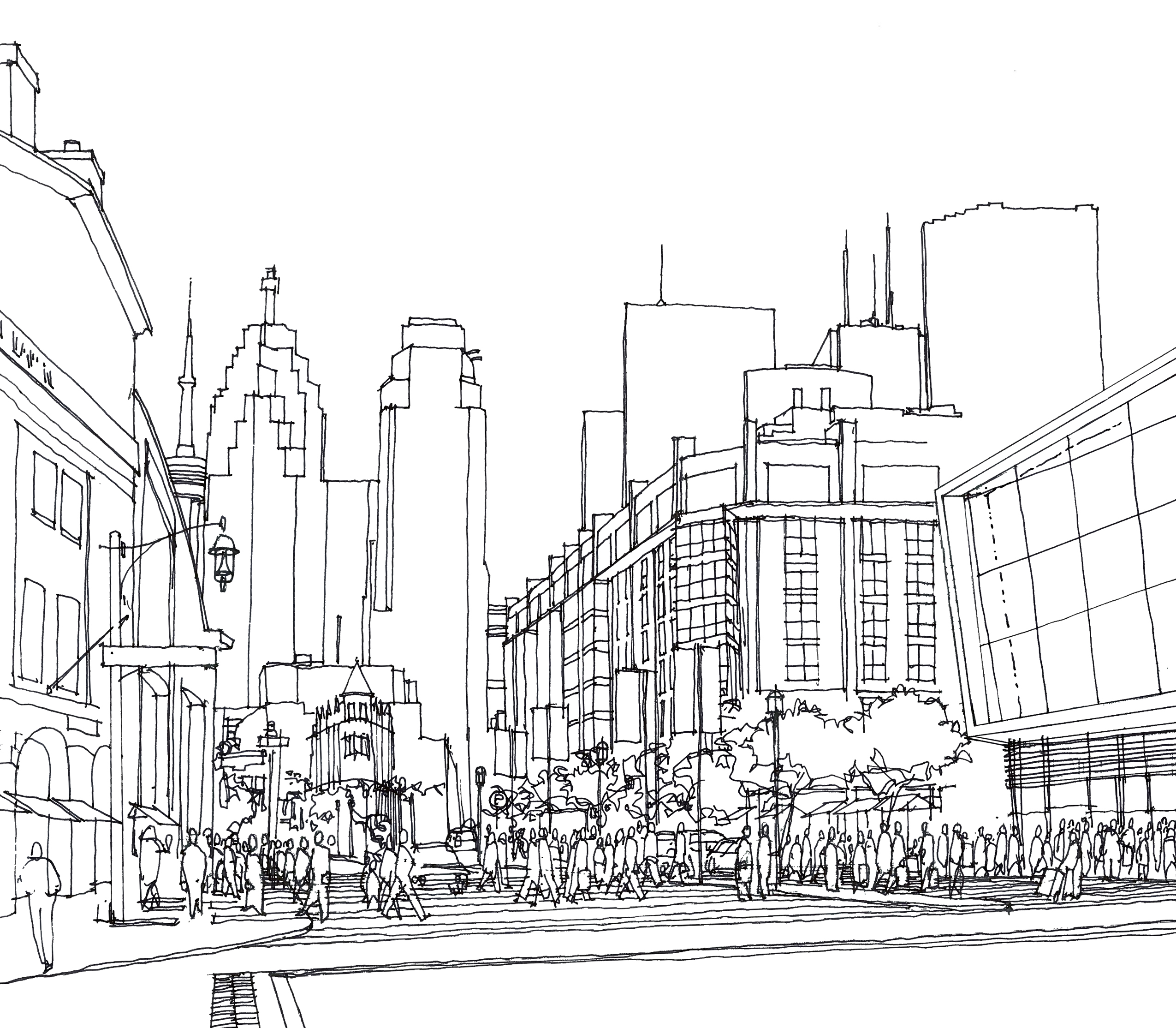 Front St. Toronto