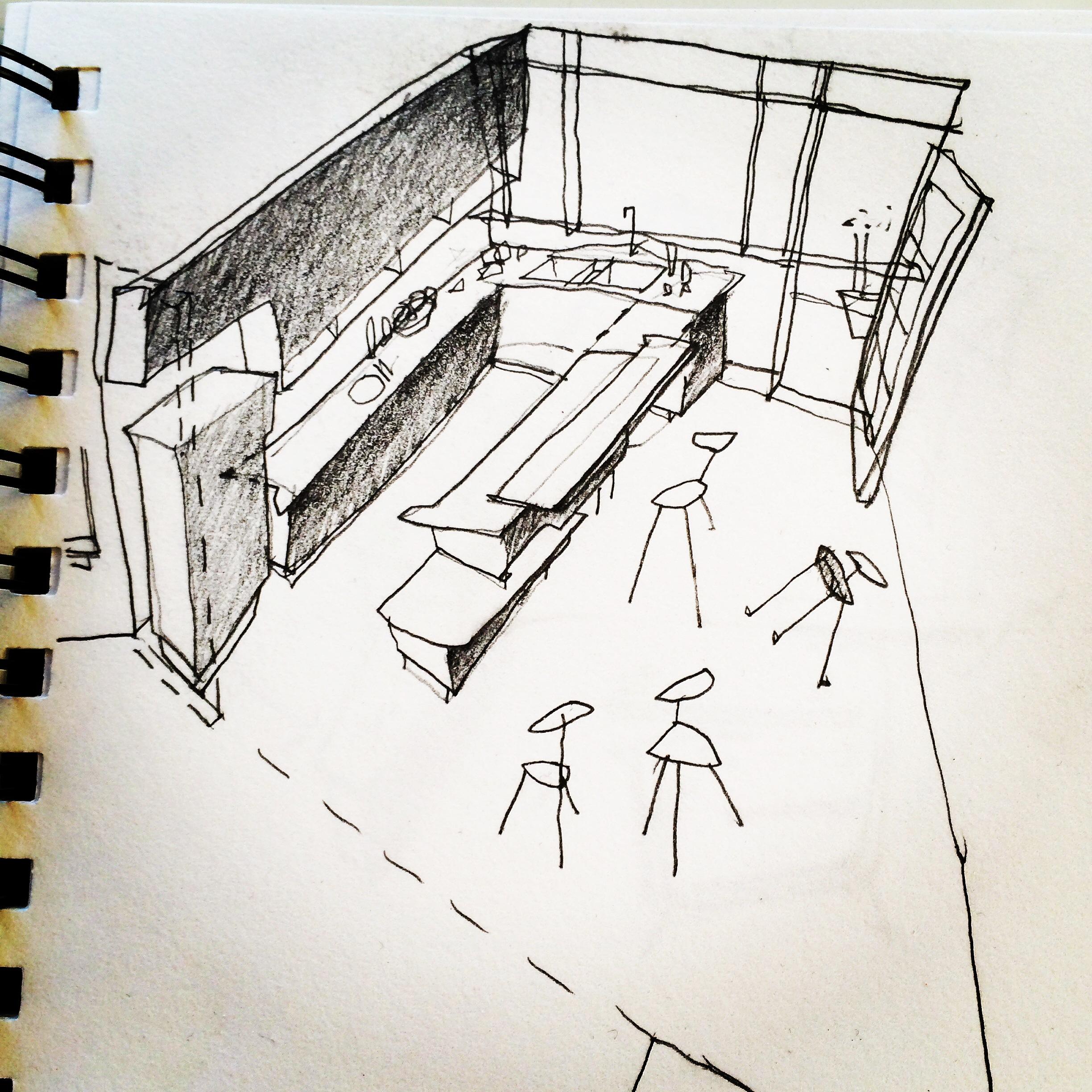 Study for Kitchen Renovation