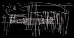Screen elevation sketch INVERT