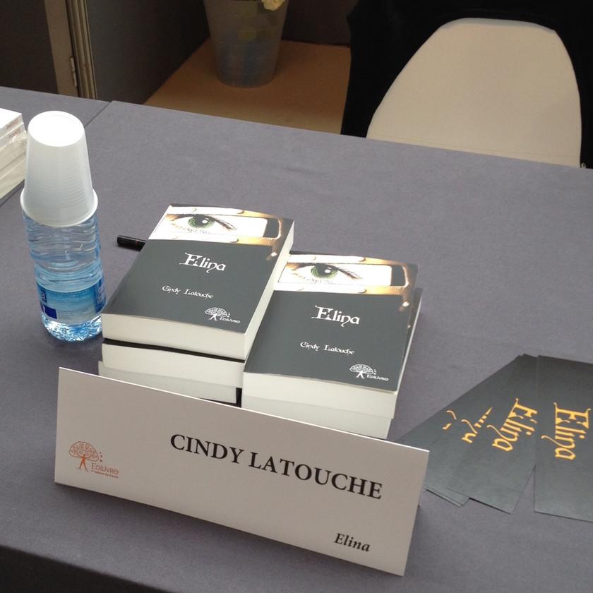 Cindy Latouche Elina