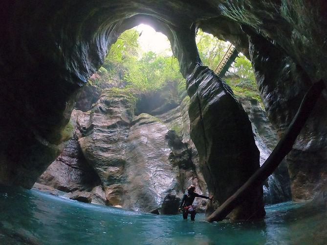 Nakatsu Canyon