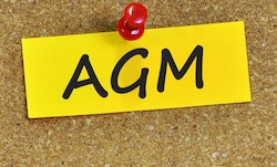 Minutes from the 2019 AGM