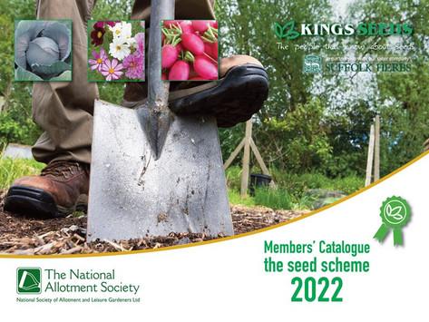 Kings Seed Catalogue 2022