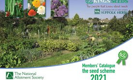 Kings Seed Catalogue.