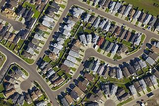 moderní sousedství