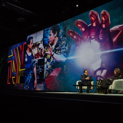 PRODUCTION: Adobe MAX Day 2