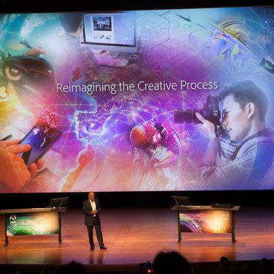 PRODUCTION: Creative Cloud Launch