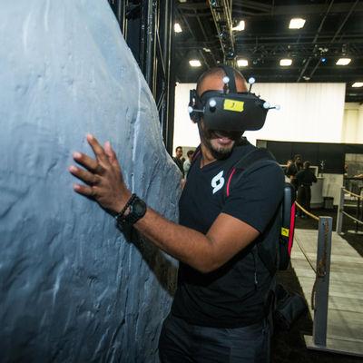 Adobe MAX VR Exhibit